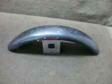 89 HARLEY XL1200 XL 1200 SPORTSTER FENDER, FRONT, NO DENTS!! #X110