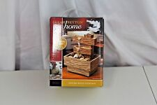 Sarah Peyton Home Faux Wood Water Fountain Brand new