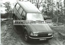 Toyota Land Cruiser SUV 4X4 crossstrecke Press Photo Car Photo