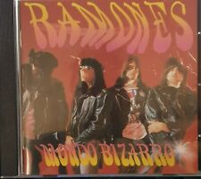 Cd Ramones Mondo Bizarro