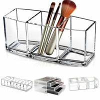 Cosmetic Organizer Clear Acrylic Jewellery Box Makeup Storage Case Drawers