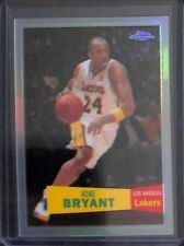 2007-08 Topps Chrome Retro Refractor #24 Kobe Bryant No 467 of 999