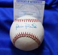 Robin Roberts PSA DNA Cert Autograph National League ONL Hand Signed Baseball