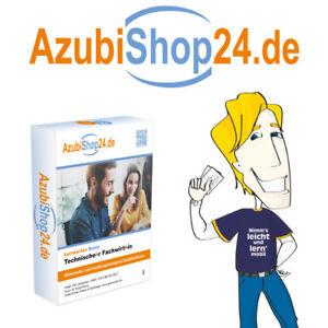 Lernkarten Technische /r Fachwirt /in Prüfung AzubiShop24 Lernen Retoure