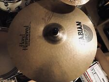 """Sabian HH Raw Bell Dry 21"""" Ride Cymbal- Hand Hammered Great condition"""