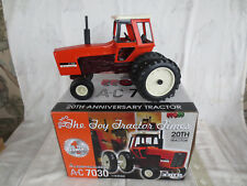 ERTL 1/16 ALLIS CHALMERS 7030 MAROON BELLY FARM TRACTOR TOY TRACTOR TIMES RARE!!