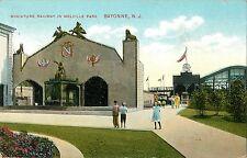 Miniature Railway in Melville Amusement Park, Bayonne NJ 1909