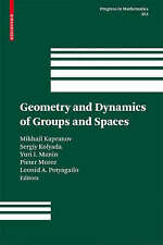Geometry and Dynamics of Groups and Spaces: In Memory of Alexander Reznikov (Pro