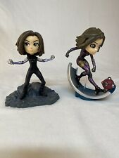 Alita Battle Angel Motorball Body and Berserker figures Anime Loot Crate No Box
