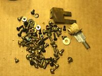 Onkyo A-7 LOT OF SCREWS HARDWARE - Vintage Amplifier Parts A-5 A-10
