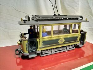 LGB g scale Tram