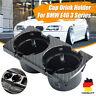 Getränkehalter Mittelkonsole Ablagefach Carbon Farbe Für BMW E46 3ER 51168217953