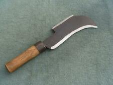"8"" Bladed Billhook by Nash, double sided, Sharp."
