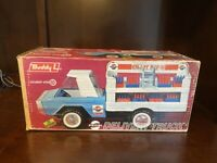 SUPER CLEAN-1960's BUDDY L PEPSI DELIVERY TRUCK IN ORIGINAL BOX-BOTTLES. 10292