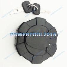 Locking Fuel Cap With Keys For Kubota Excavator Svl90ï¼›Svl90-2ï¼›Svl90-2 Cï¼›Svl90C
