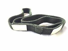 Helmet Scrim Band Cats Eyes Luminous Reflective Tabs Olive Green Olive Drab New