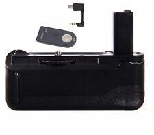 Newest Vertical Battery Grip as BG-3DIR for Sony A6000 DSLR + IR Infrared Remote