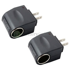 2X AC/DC to 12V Adapter Converter for Samsung Galaxy S2 S3 S4 S5 S6 S7 S8 Plus