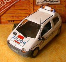 RENAULT TWINGO POLICE FRANCAISE 1993 NOREV 1/43 POLITIE EDITIONS HACHETTE FRANCE