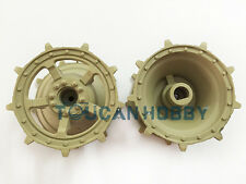 HengLong 1/16 Scale King Tiger Rc Tank 3888A Plastic Sprockets Driving Wheels