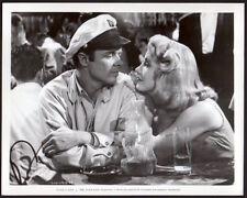 AUDIE MURPHY & GITA HALL film noir GUN RUNNERS 1958 Vintage Orig Photo
