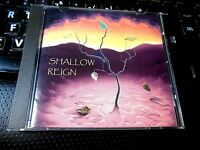 SELF-TITLED S/T Shallow Reign by Shallow Reign (CD 1997 Reign Drop)