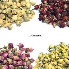 Dried Rose Buds - Bath Bomb, Soap, Candle, Flower Crafts, Potpourri, Home Decor