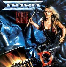 Force Majeure by Doro (CD, Jul-1994, Decca)