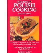 Paperback Cookbooks in Polish