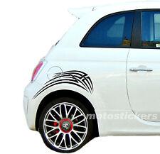 Adesivi Fiat 500 - Tuning Auto Adesivi Auto