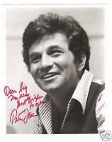 Peter Falk-signed photo-Certified-50