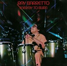FANIA Salsa RARE CD REMASTERED Ray Barreto ENERGY TO BURN EL HIJO DE OBATALA