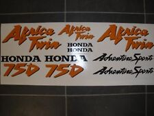 AFRICA TWIN 750 stickers decals set  CHOICE