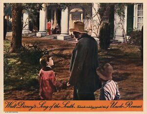 Disney's Song Of The South lobby card - vintage style repoduction print # 5