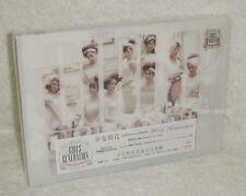 Girls' Generation Taiwan Ltd CD+DVD+32P (Japanese Album) GENIE Gee MR.TAXI