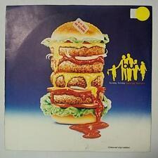 "BLUR Sunday Sunday b/w Tell Me Tell Me FOODS46 UK Yellow 7"" 45rpm Vinyl VG++ PS"