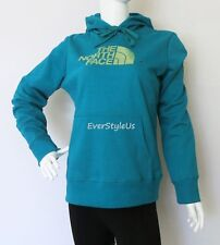 THE NORTH FACE Women's Half Dome Hoodie Spring Fall Winter Hoodie-Fanfare Green