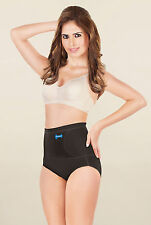 Dermawear Black Solid Mini Corset 1 pcs pack size M