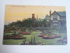 G51 Rare Old Colour Tinted Postcard WOODHOUSE MOOR, LEEDS Pelham Series No 64