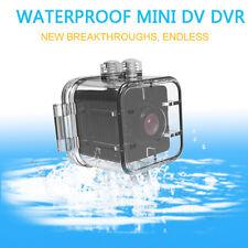 Waterproof Mini Camera SQ12 HD Sport Action Camera Night Vision Camcorder 108 EL