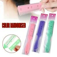 Hair Razor Comb,Cut your own hair at home/Hairdressing/Thinning/Trim UK