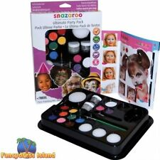 Amscan Fairy Tale Costume Face Paint and Stage Make-Up