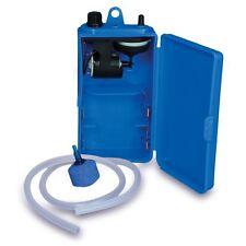AQUALITY Aquarium Batterie Sauerstoffpumpe inkl. Ausströmer und Schlauch