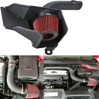 3.0'' Intake Pipe For VW Golf MK6 2.0L TSI Turbo Aluminum Cold Air Intake System
