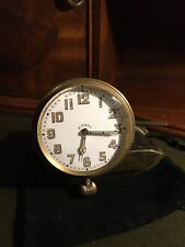 Vintage Swiss 8 Day Classic Car Clock