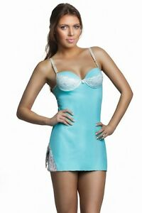 Lola Boby- Sexy Brazilian  Slip With Lace on Bra and Sides- MSRP $48