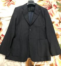 Emporio Armani Mens Donegal Wool Sport coat size 38 or 48 EU (MSRP $1500)