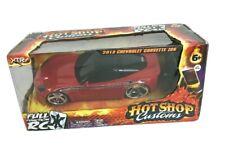 RC Car XTR 2012 Remote Control  Chevrolet Corvette Kids Toy Full Function New