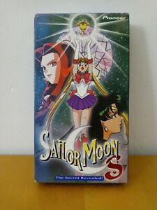 Sailor Moon S - TV Series: The Secret Revealed! (VHS, 2001, Dubbed; Edited)