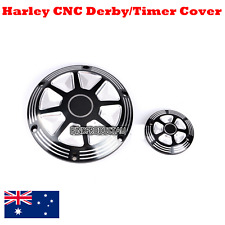 CNC aluminum Deep Cut Derby Timing Timer Cover Harley Sportster 883 1200 XL 2016